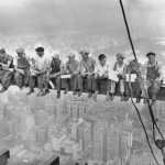 Iconic NYC Photo Published 80 Years Ago Still Intrigues