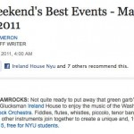 New York Daily News recommends WSHSO too!
