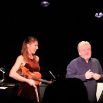 Bill Whelan and Athena Tergis Make Beautiful Music Together This Weekend