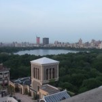 Session on Central Park West; What a View