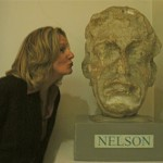 Up Went Nelson: Honor Molloy Recalls Nelson's Pillar
