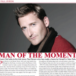 Paul Byrom is the Man of the Moment: B.B. King's Nov. 18