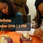 Halloween at the Irish Arts Center this Saturday & Sunday