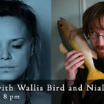 Music: SongLives with Wallis Bird and Niall Connolly at the Irish Arts Center
