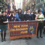 Ye'll take the high road: The Tartan Parade, Part II