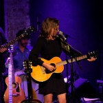"Tift Merrit debut's new album ""Traveling Alone"" at City Winery- photographic portrait"