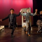 """The Musical James Joyce:  """"Himself and Nora"""" premieres in Rahway, NJ"""
