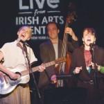 Karan and Aoife collaborate and strike gold at Irish Arts Center