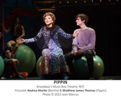 Pippin Music Box Theatre