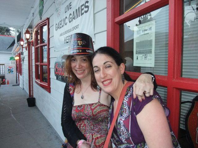 with harper Eileen Gannon
