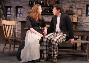 Emma O'Donnell, Michael A. Newcomer, ©Gerry Goodstein