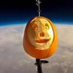 Pumpkins in space. No really.
