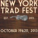 New York Trad Fest this weekend– don't miss!