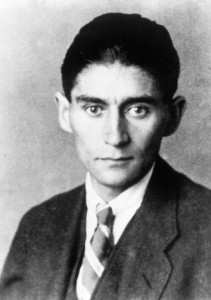 Franz Kafka had a touch of the Celt in his humor