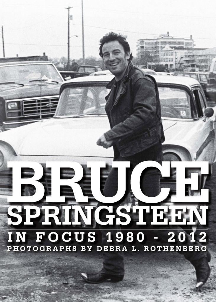 Bruce in Focus Cover