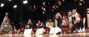 Girsa_Christmas_on_stage