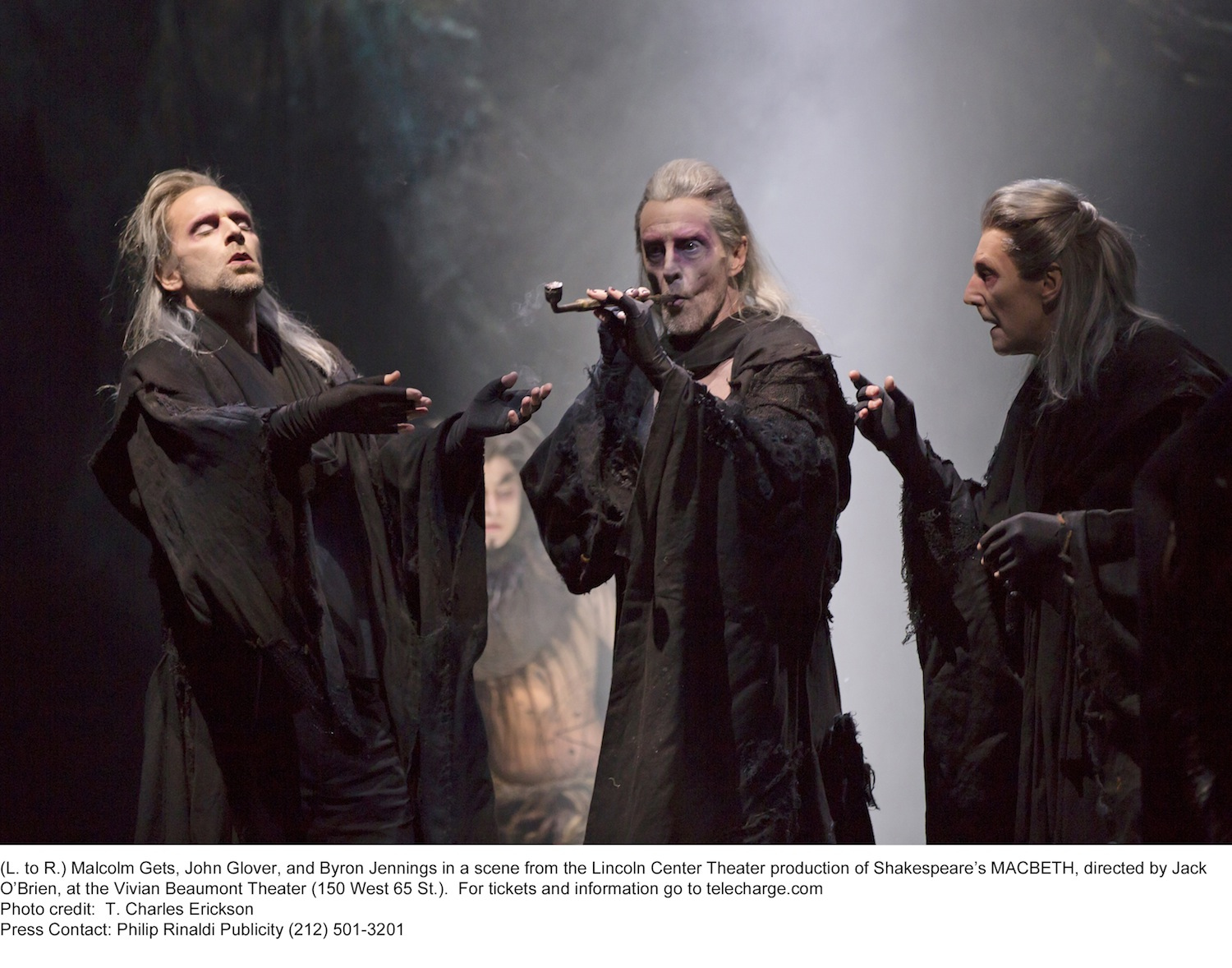 impact of weird sisters macbeth The audience is shocked to discover that the nursing sisters are shakespeare's  witchy weird sisters, who greet macbeth in the ward with a.