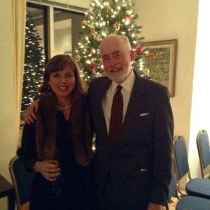 Sarah Fearon with Peter Quinn (©Orla O'Sullivan)