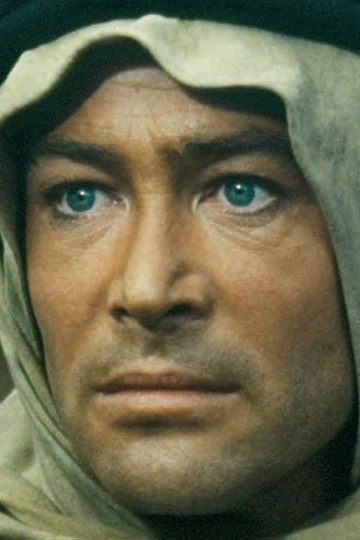 "Peter O'Toole in ""Lawrence of Arabia,"" 1962"