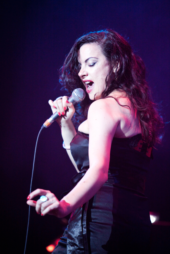 Camille O'Sullivan is Superstar Material