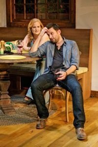 HEIDI ARMBRUSTER and BRIAN AVERS in POOR BEHAVIOR