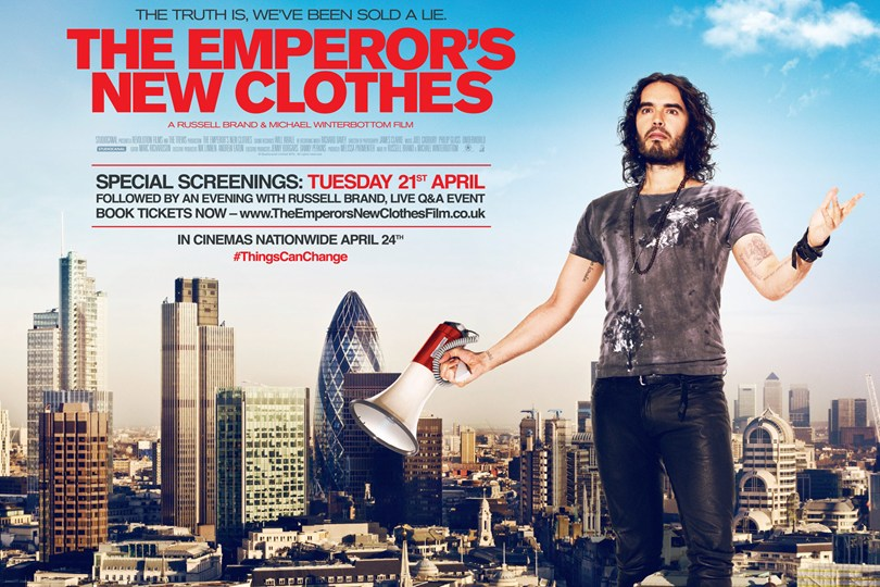 The Emperor's New Clothes (2015 film) The Emperors New Clothes directed by Michael Winterbottom and