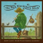 Andy Lamy wields 'The New Blackthorn Stick'