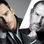 Fassbender as Steve Jobs