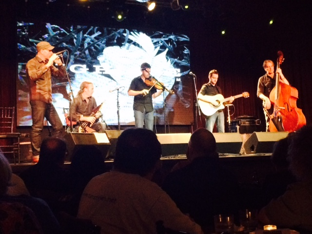 Lúnasa and Karan Casey at the Highline Ballroom