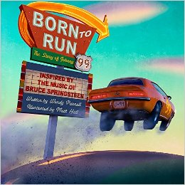"Review: Bruce Springsteen-inspired children's book ""Born to Run: The Story of Johnny 99"""