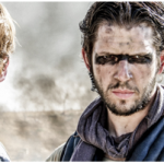"Brian Gleeson and Damien Molony in ""Tiger Raid"""