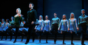 "The ""Riverdance"" ensemble. (Photo courtesy of Amanda-Rachel Garcia/Prana Marketing)"