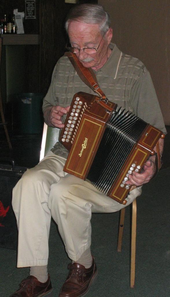 The great Joe Derrane (1930-2016), 'genius of a musician,' preferred to play