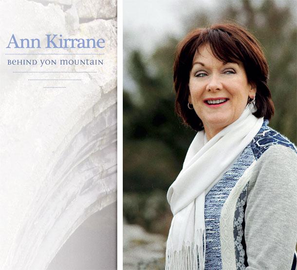 Ann Kirrane's 'Behind Yon Mountain' brings in a rainbow