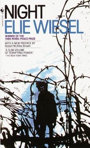 "Never Again: marathon reading of Elie Weisel's ""Night"""