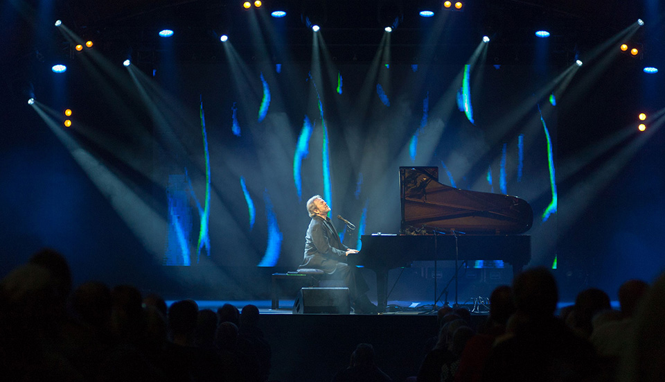 Leaving the Cake in the Rain: A Celebration of the Music of Jimmy Webb