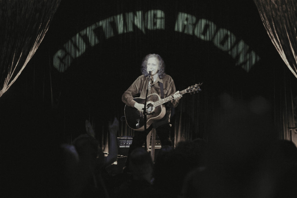 Donovan at The Cutting Room!