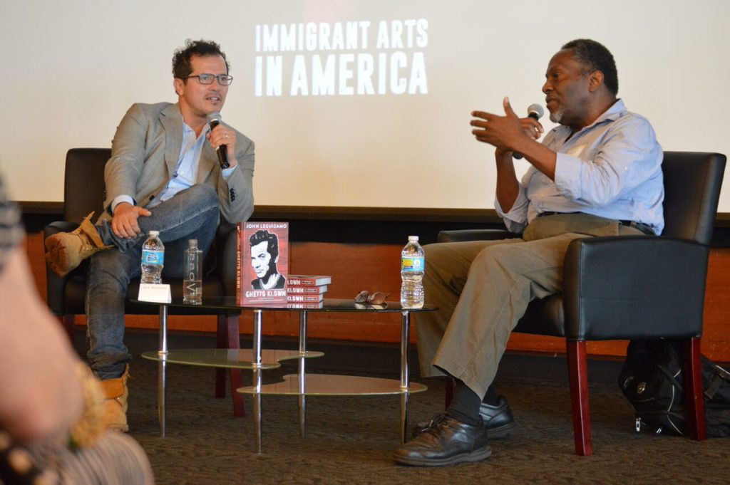 Reporting on 'Immigrant Arts in America'
