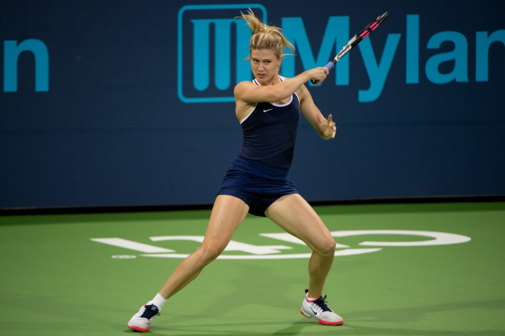 Canada's Genie Bouchard Comes To New York To Make Her World Team Tennis Debut