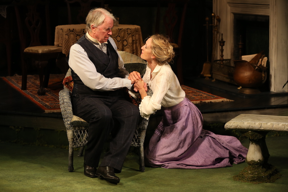 Home is where the soul is: Brian Friel's 'The Home Place'