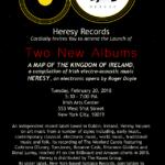 Daniel Figgis launches two new albums
