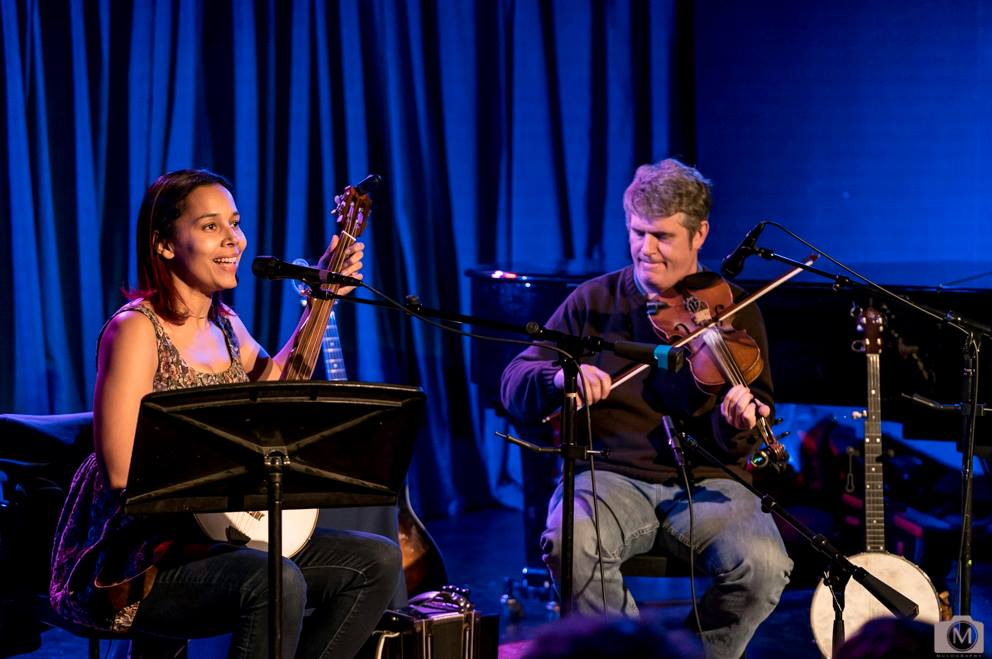 Rhiannon Giddens and Dirk Powell - Masters in Collaboration at Irish Arts Center