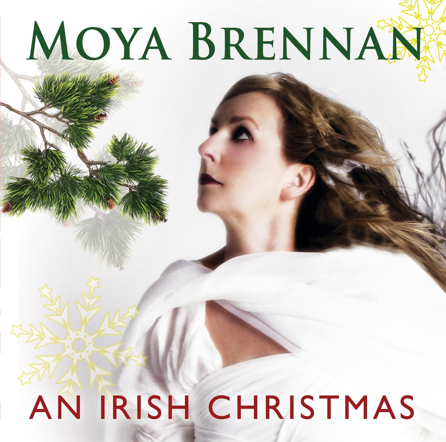 Moya Brennan \'An Irish Christmas\' at Connelly\'s The Klub 45 12/07 ...