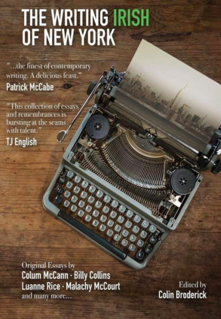 Book review: indispensible 'Writing Irish of New York' - New